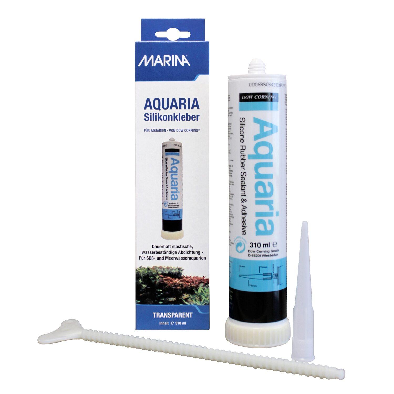 aquaria silikonkleber 310 ml transparent kaufen bei obi