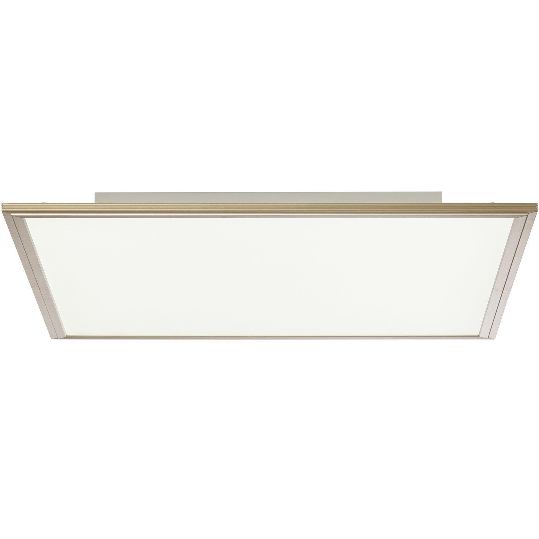 brilliant led panel flat rgb nickel eloxiert 5 cm x 59 5. Black Bedroom Furniture Sets. Home Design Ideas