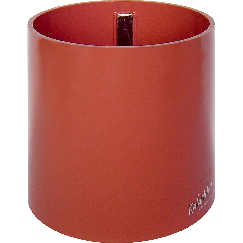 KalaMitica Kunststoffgefäß mit Magnet Zylinder 10,5 cm Koralle Preisvergleich