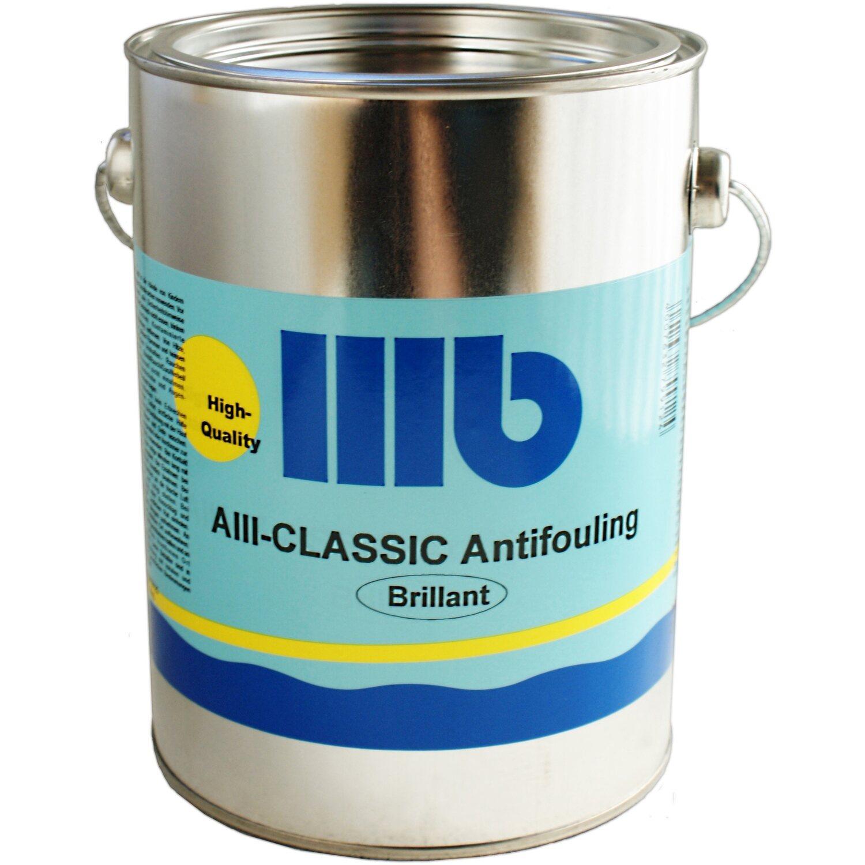 Wohlert  AIII Classic Antifouling Schwarz 2,5 l