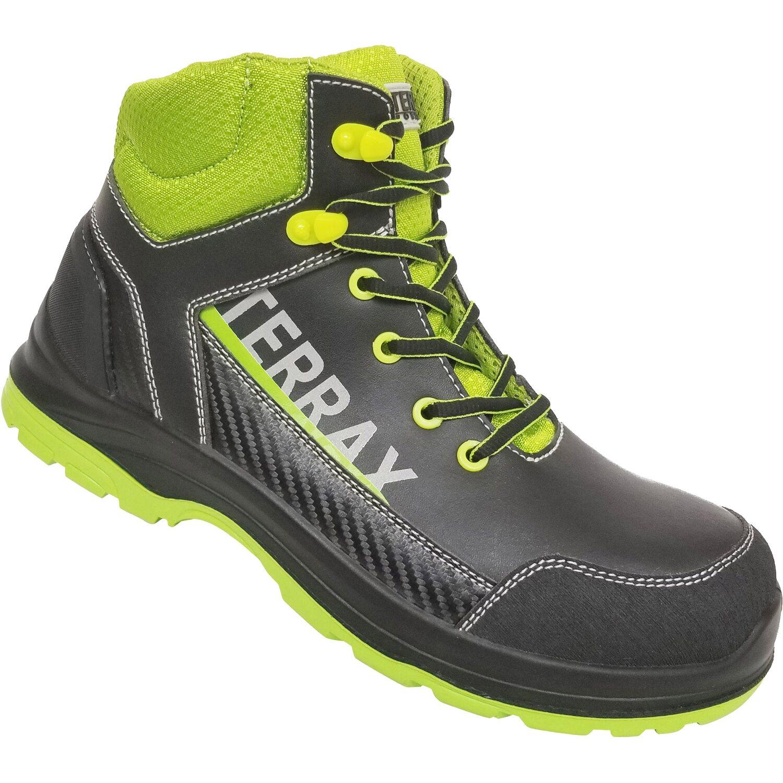 Schuhe & Stiefel 2019 Mode Schweißerschuhe;arbeitsschuhe,größe 44,gebraucht Business & Industrie HöChste Bequemlichkeit