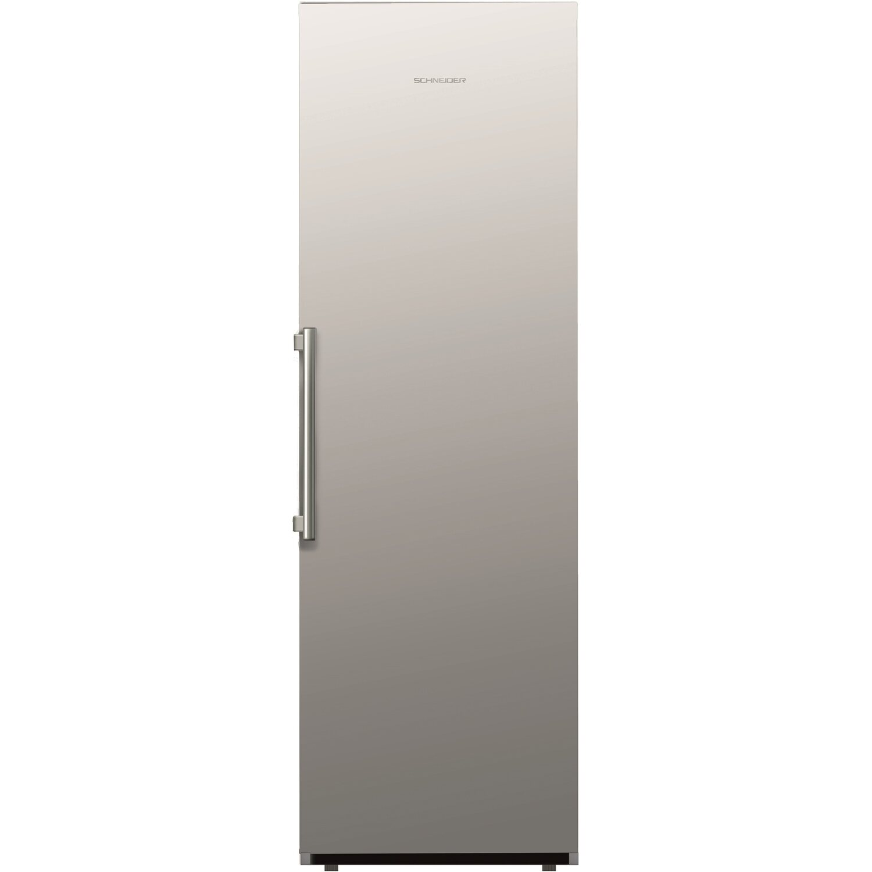 Schneider Stand Kühlschrank SKS460IX Edelstahl Design EEK: A++