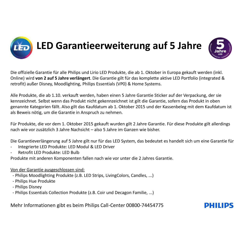 Philips LED-Klemmleuchte Dyna Weiß EEK: A kaufen bei OBI