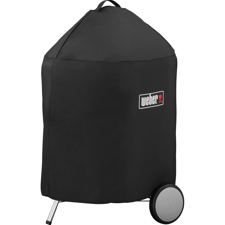 weber abdeckhaube f r original kettle 57 cm kaufen bei obi. Black Bedroom Furniture Sets. Home Design Ideas