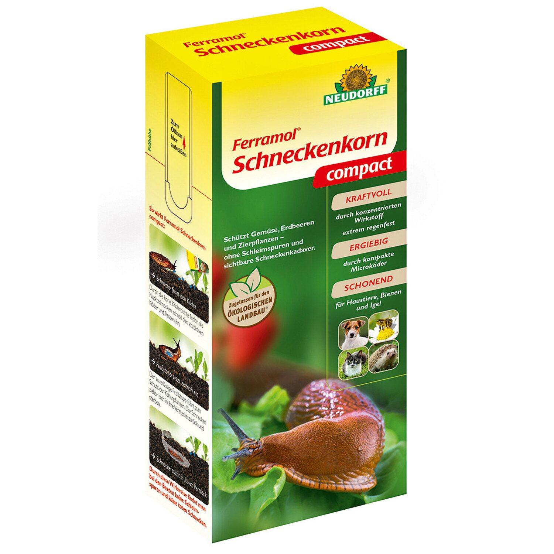 Neudorff Ferramol Schneckenkorn compact 700 g