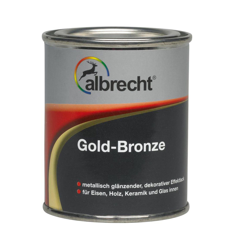 Albrecht  Gold-Bronze glänzend 125 ml