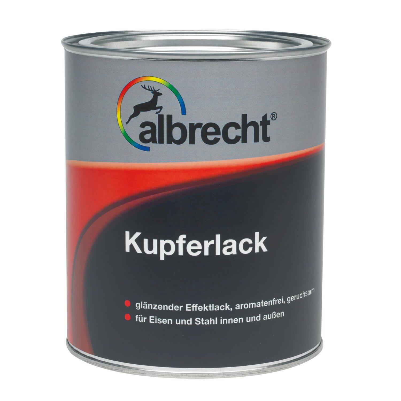 Albrecht  Kupferlack Altkupfer glänzend 125 ml