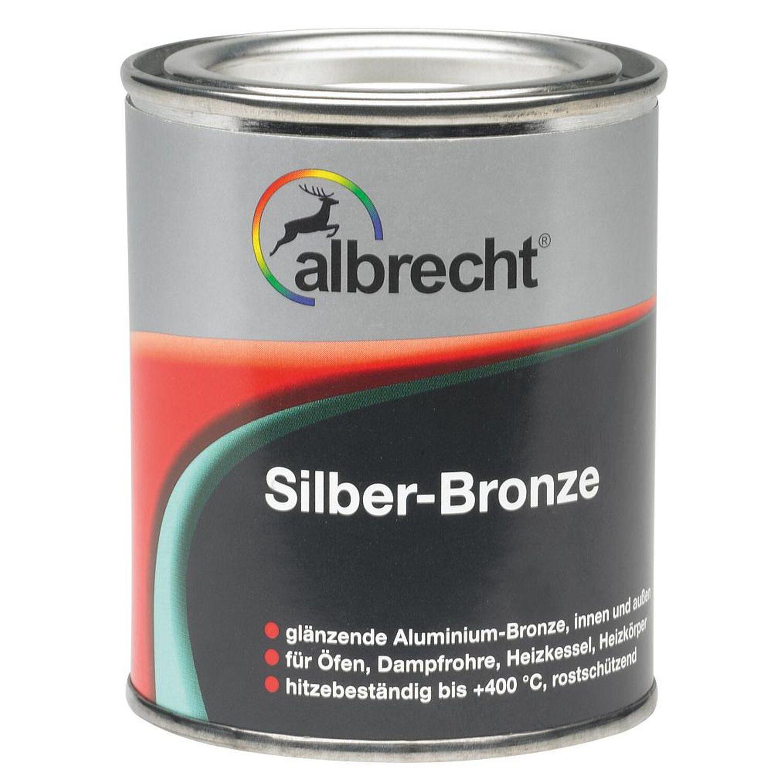 Albrecht  Silber-Bronze glänzend 125 ml
