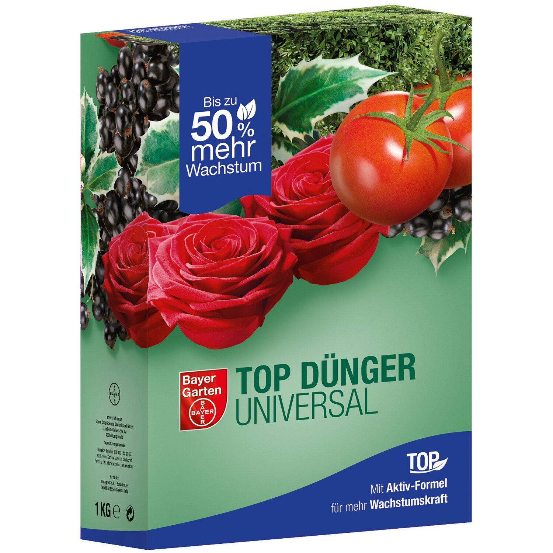 Bayer Garten Top Dünger Universal 1 kg