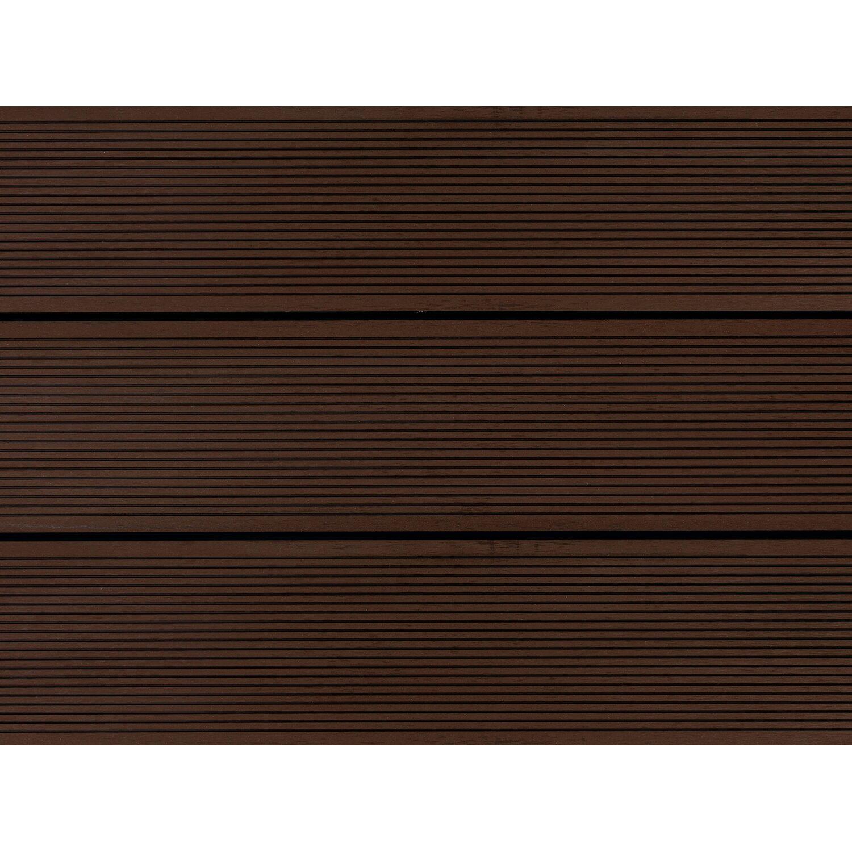 Fabulous Classic WPC-Terrassendielen Braun kaufen bei OBI UO38
