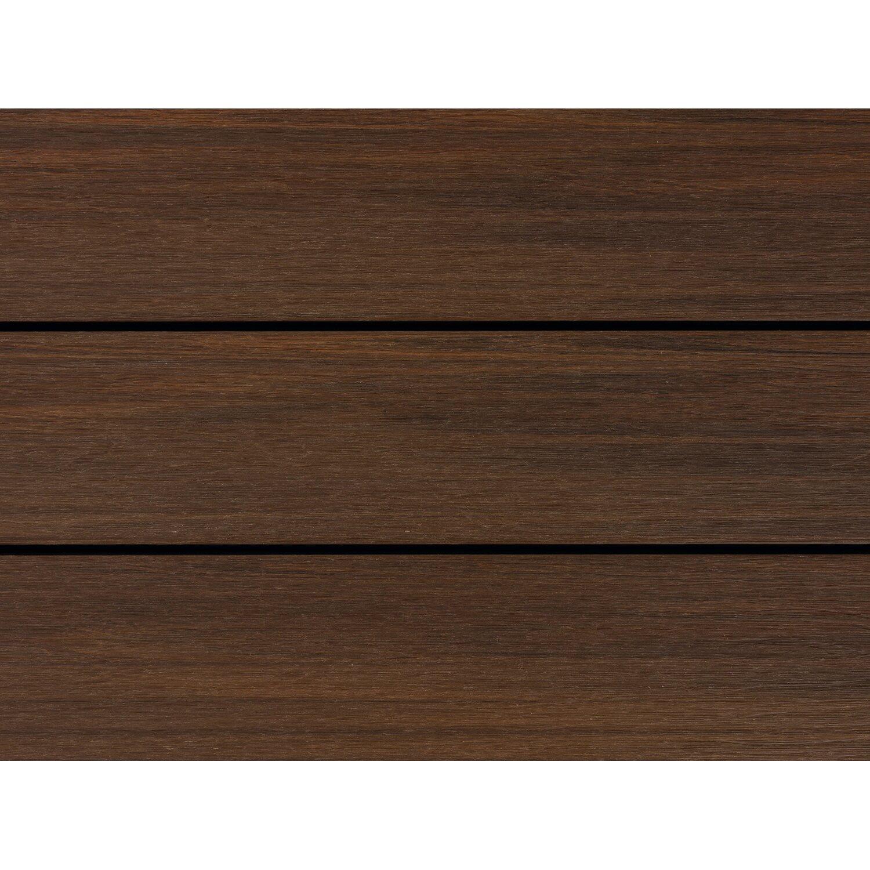 Hervorragend Co-Ex WPC-Terrassendielen Braun kaufen bei OBI MY05