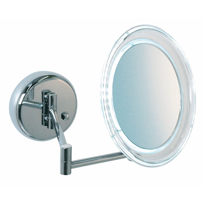 akku led spiegel mit 5 fach vergr erung kaufen bei obi. Black Bedroom Furniture Sets. Home Design Ideas