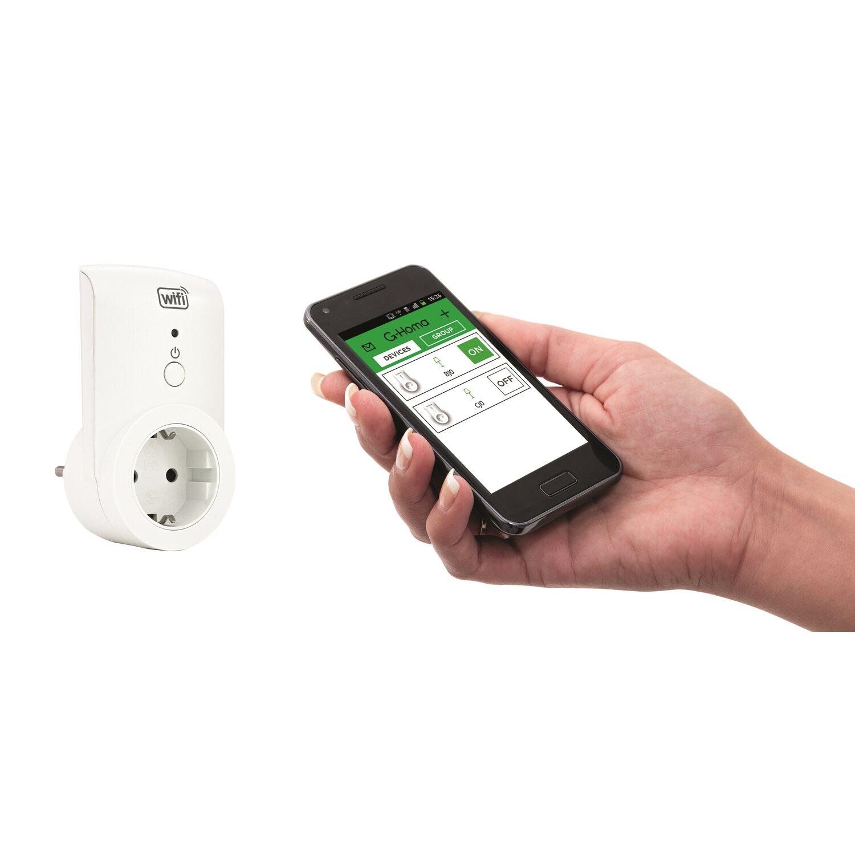 WiFi-Adapter-Schaltsteckdose kaufen bei OBI