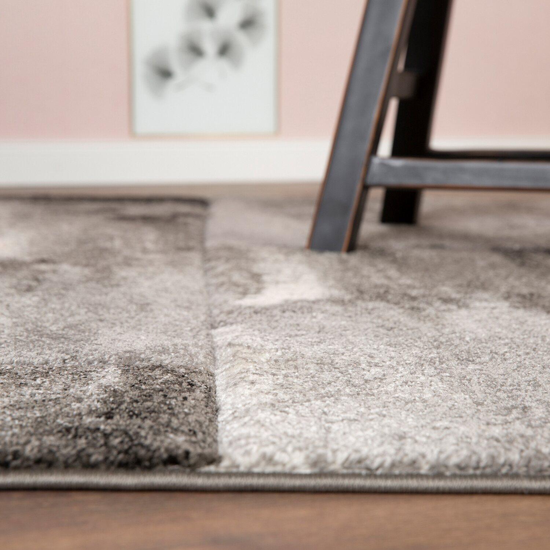 5e8aa1527f3deb Obsession Teppich My Acapulco 686 Silber 80 cm x 150 cm kaufen bei OBI