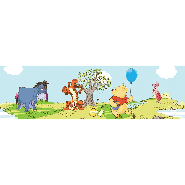 Selbstklebende Bordüre Disney Pooh botherfree day