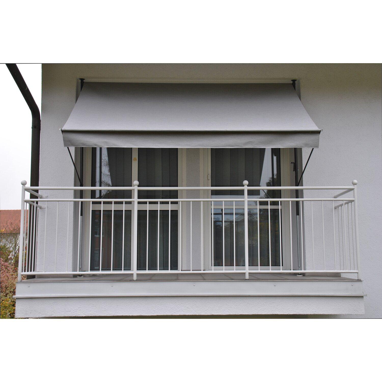 Angerer Klemmmarkise Style Granit 150 cm x 300 cm   Garten > Sonnenschirme und Markisen > Markisen   Angerer Freizeitmöbel