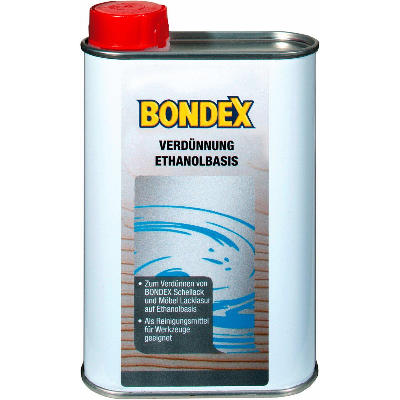 BONDEX Bondex Verdünnung auf Ethanolbasis 250 ml