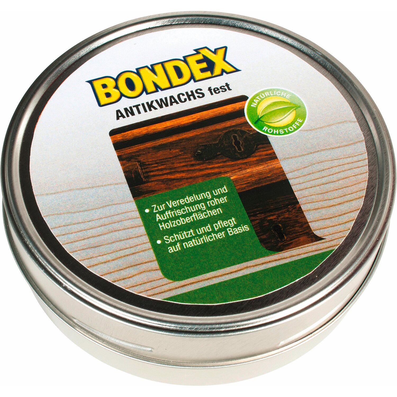 BONDEX Bondex Antik-Wachs Transparent fest 250 ml