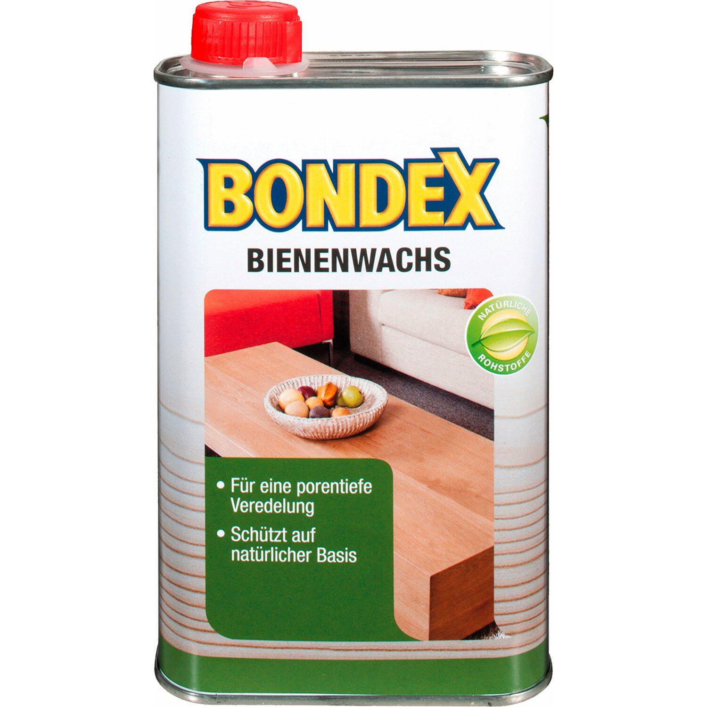BONDEX Bondex Bienen-Wachs Natur 500 ml