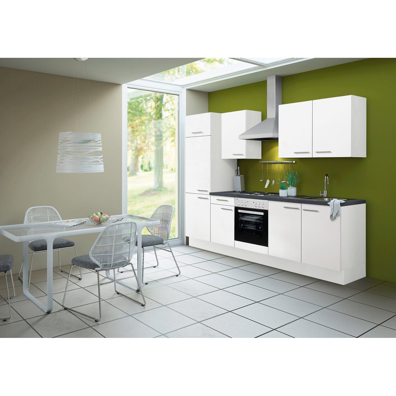 optifit k chenzeile bengt kcbe2711oe 8 270 cm ohne e ger te wei kaufen bei obi. Black Bedroom Furniture Sets. Home Design Ideas