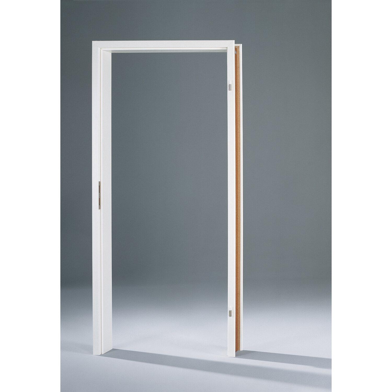 Türzarge weiß  Zarge CPL Weiß (GL223) 73,5 cm x 198,5 cm DIN Links kaufen bei OBI