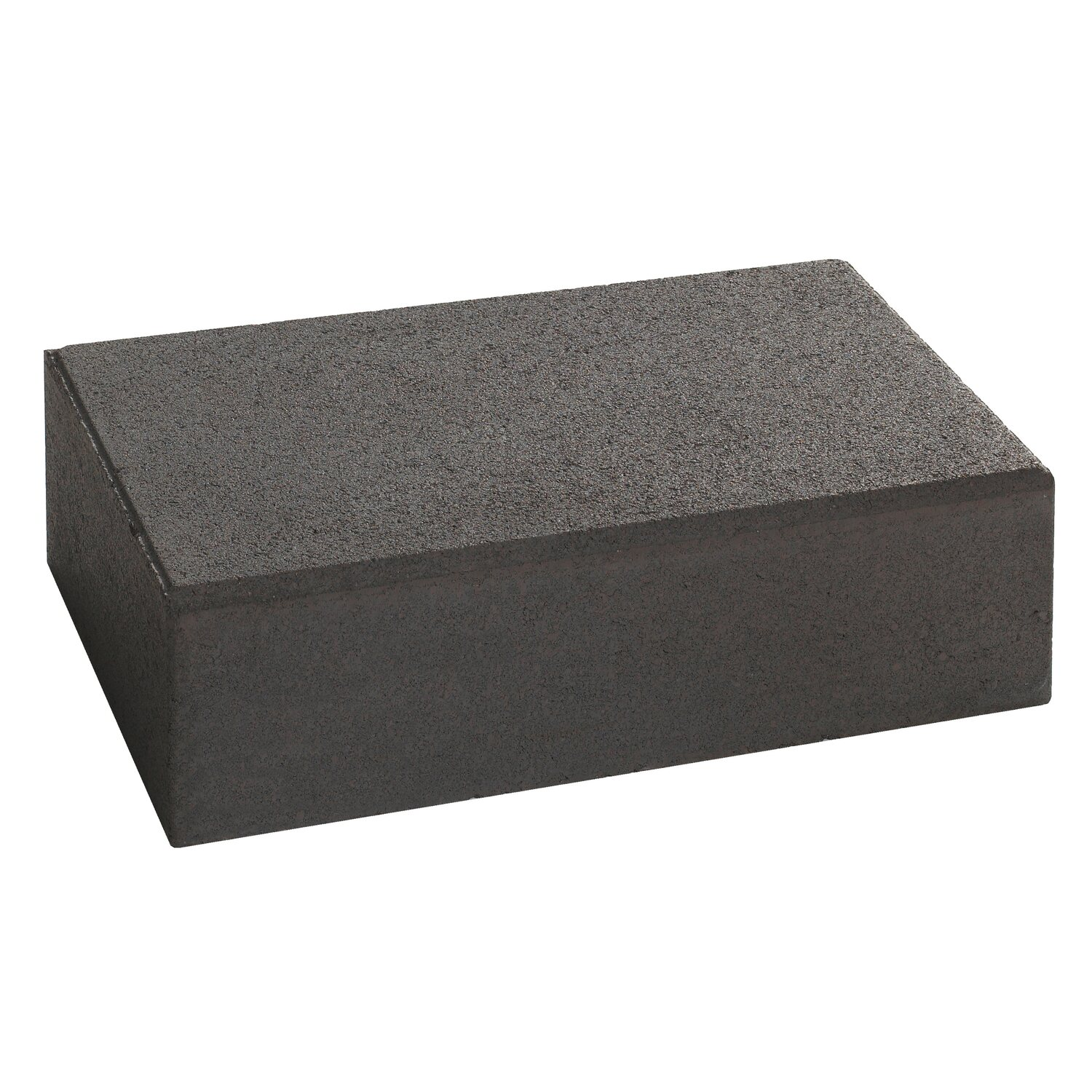kann blockstufe aus beton anthrazit 50 cm x 34 cm x 15 cm. Black Bedroom Furniture Sets. Home Design Ideas