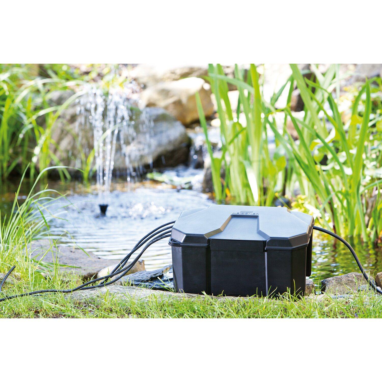 Heissner garden power box kaufen bei obi for Garden pond electrics