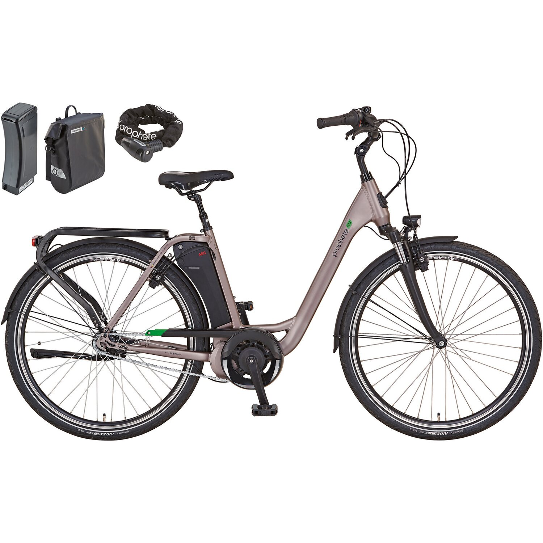 8d4f21b357b964 Prophete E-Bike Alu-City 28