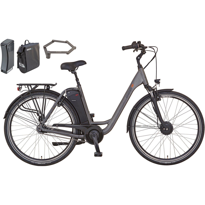 ac2c9708e5e0fb Prophete E-Bike Alu-City 26
