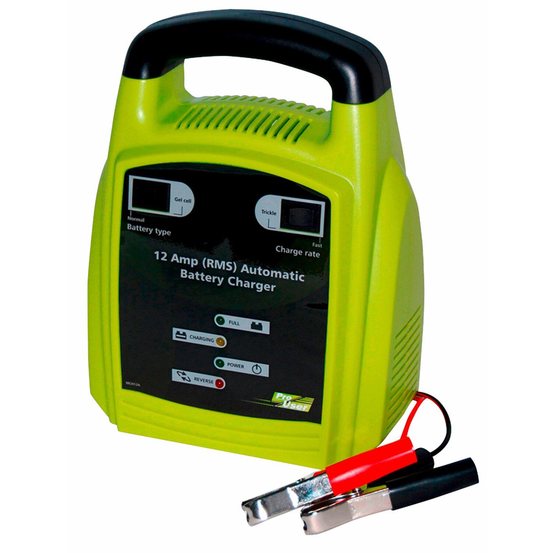 Automatik-Batterieladegerät MCH 12 A