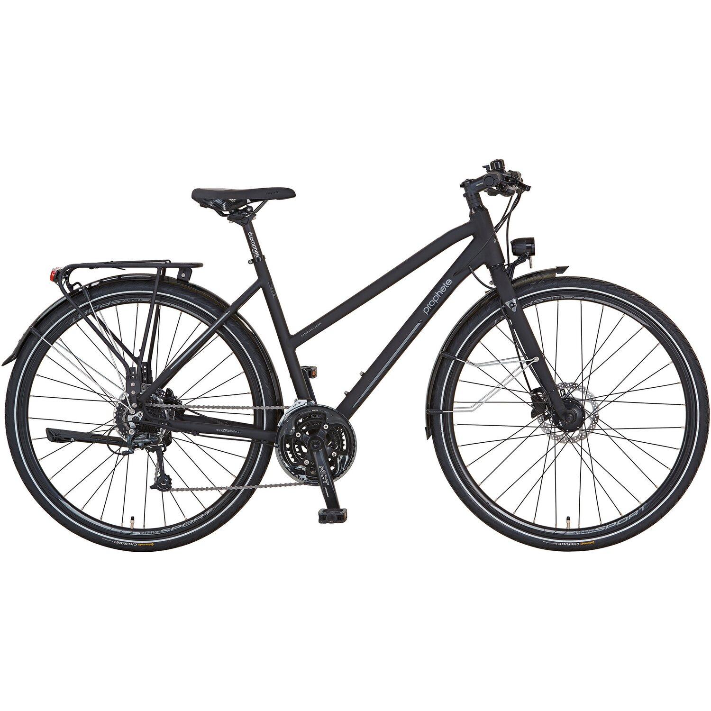Prophete Alu-Trekking-Fahrrad 28 Entdecker Sport Damen Preisvergleich