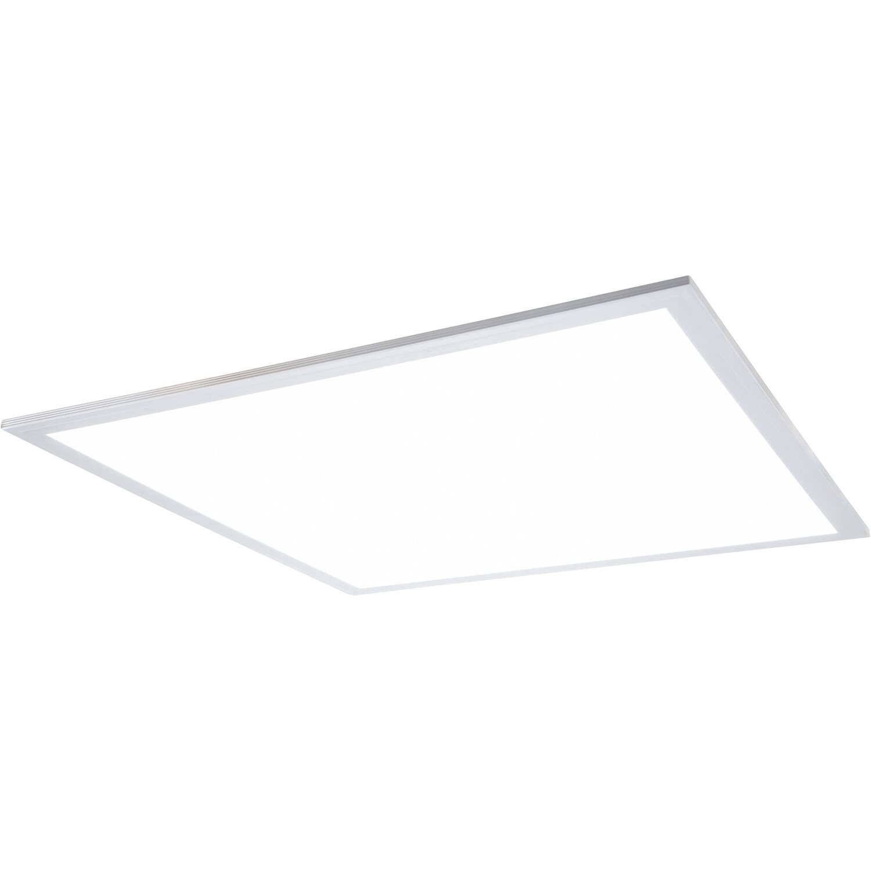 Nino Leuchten LED Deckenleuchte Panelo Titanfarbig 60 x 60 cm EEK: A A++