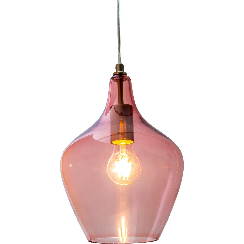 Nino Leuchten Pendel Paso Nickel Matt Rose EEK: E-A++ | Lampen > Leuchtmittel > Mehr-Leuchtmittel | Rose | Nino Leuchten