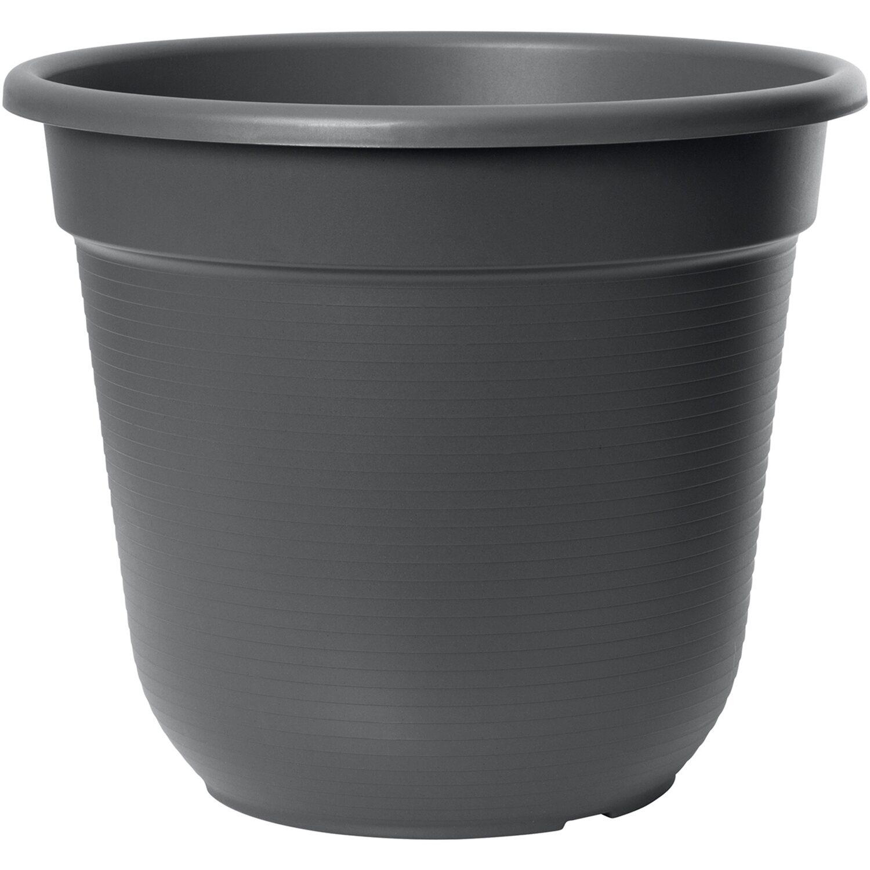 55 Lit großer Blumentopf // Pflanzkübel // Pflanzschale Ø 50 cm XXL Design