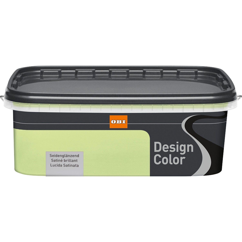obi design color mint seidengl nzend 2 5 l kaufen bei obi. Black Bedroom Furniture Sets. Home Design Ideas