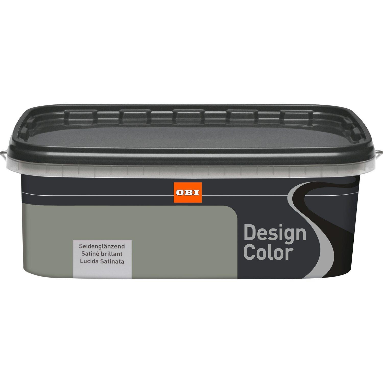 OBI Design Color Kiesel Seidenglänzend 2,5 L