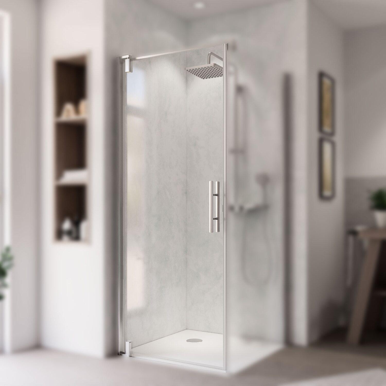 breuer dreht r europa design f r seitenwand anschlag links klarglas kaufen bei obi. Black Bedroom Furniture Sets. Home Design Ideas