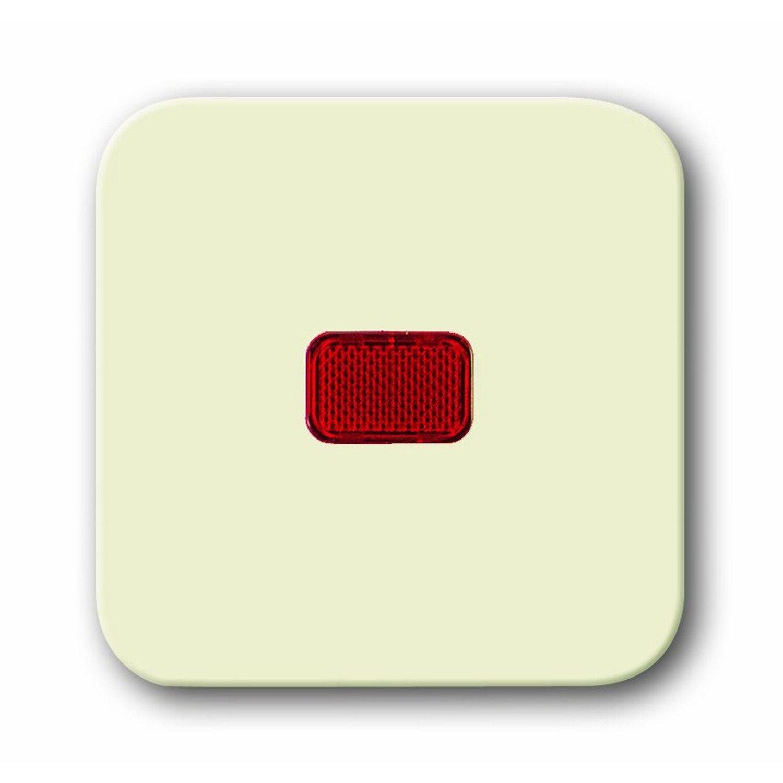 busch jaeger wippe f r kontrollschalter duro 2000 si wei. Black Bedroom Furniture Sets. Home Design Ideas
