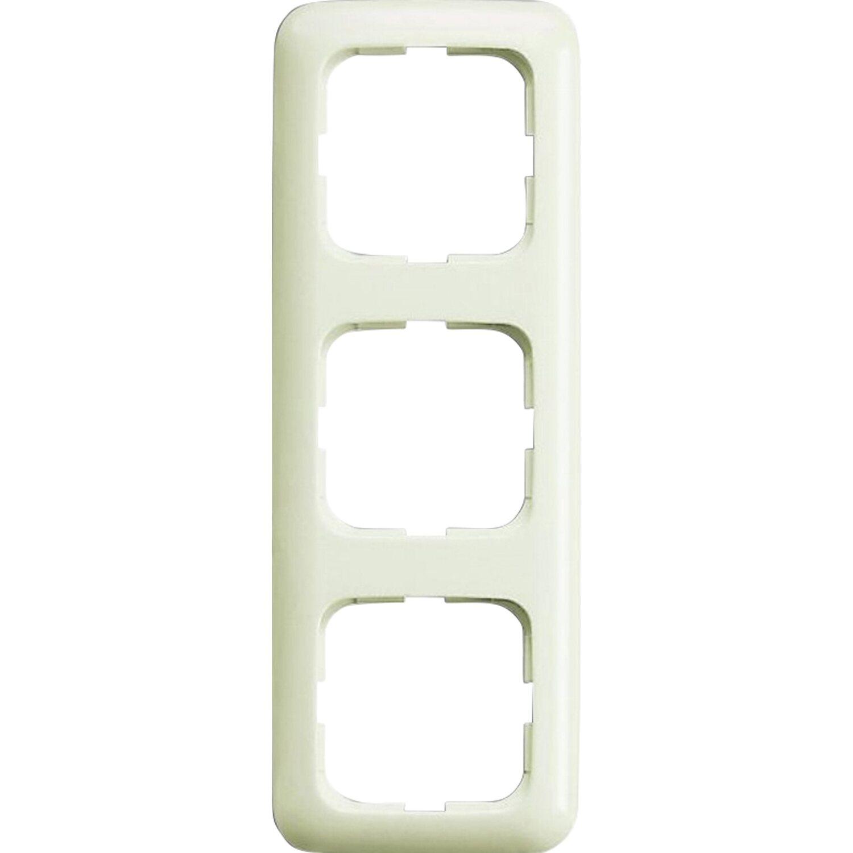 BuschJäger Busch-Jaeger Rahmen 3-fach Duro 2000 SI Weiß