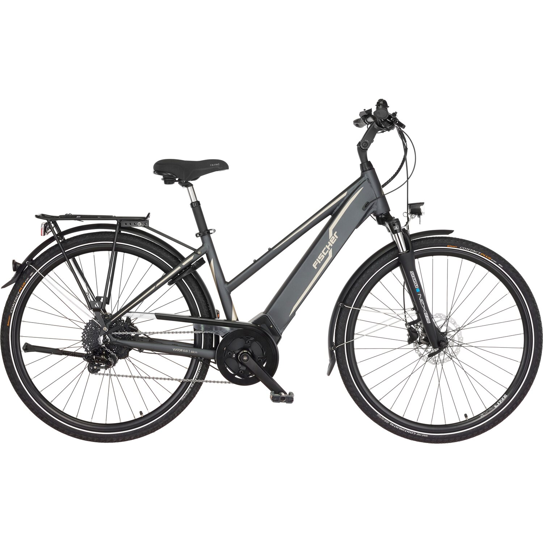 Fischer Fahrrad Fischer E-Bike Trekking-Fahrrad 28 Viator 5.0I-S1 Damen