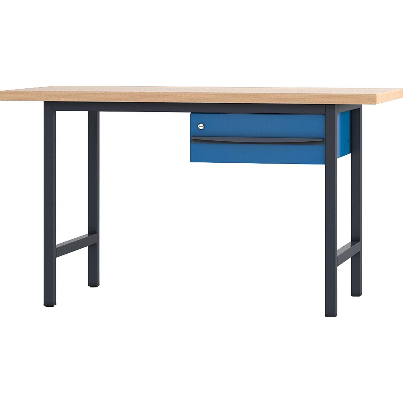 Pador Arbeitstisch 1 Schublade 150 cm kaufen bei OBI