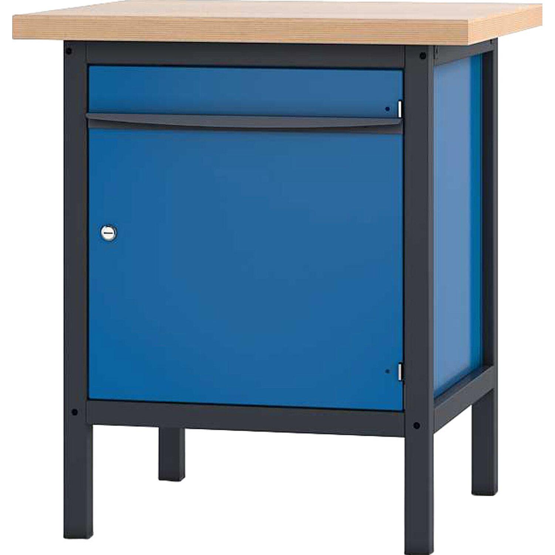 pador werkbank 1 t r 75 cm kaufen bei obi. Black Bedroom Furniture Sets. Home Design Ideas