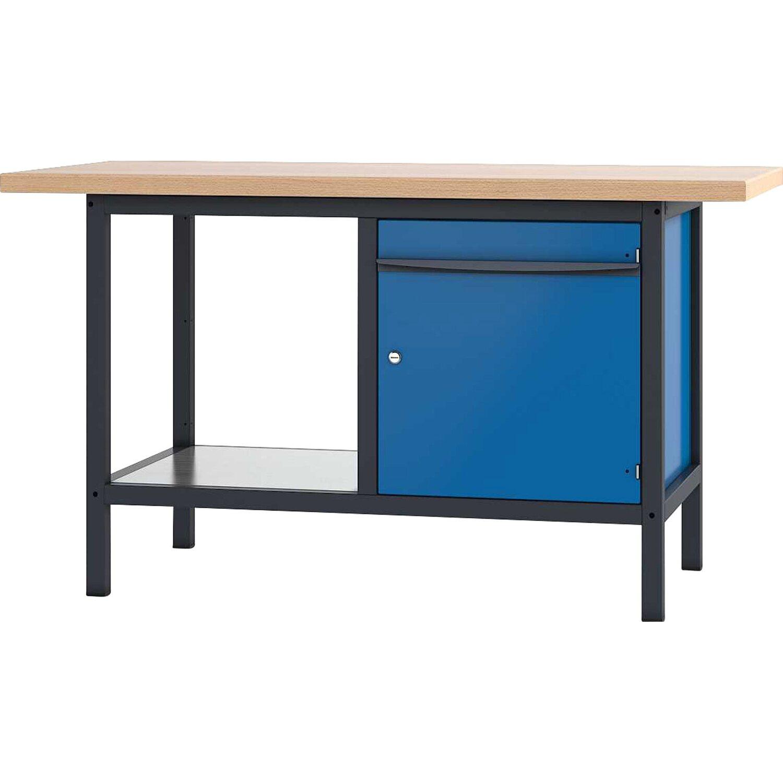 pador werkbank 1 t r 150 cm kaufen bei obi. Black Bedroom Furniture Sets. Home Design Ideas