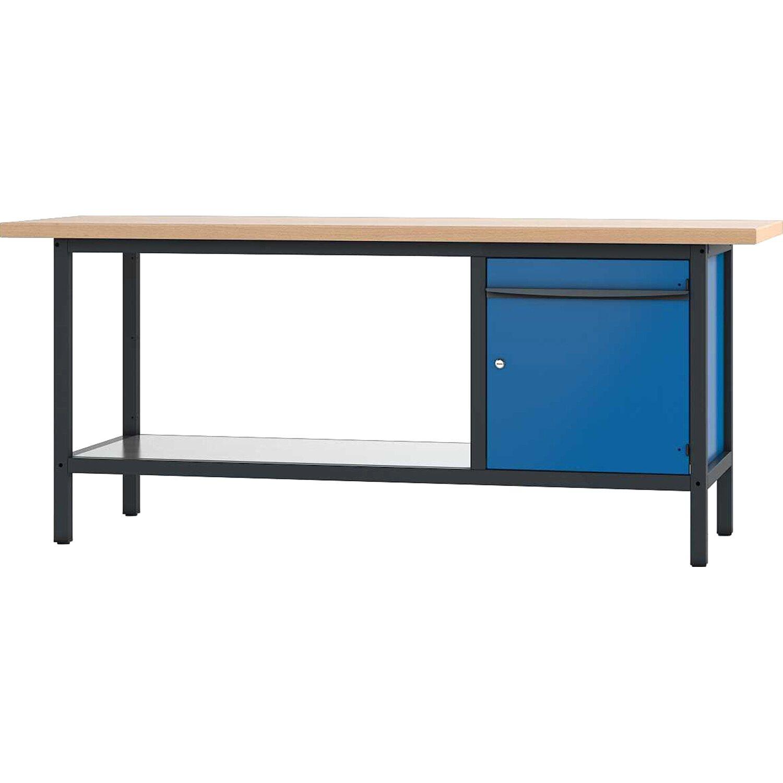 pador werkbank 1 t r 200 cm kaufen bei obi. Black Bedroom Furniture Sets. Home Design Ideas