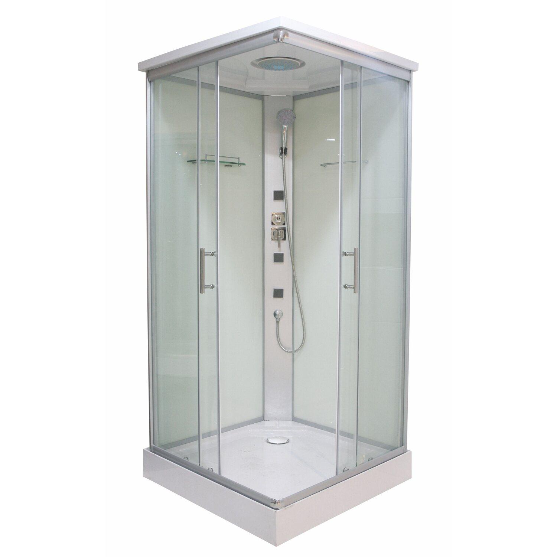 dusche komplett set great komplett duschen ratgeber dusche komplett set gunstig with dusche. Black Bedroom Furniture Sets. Home Design Ideas