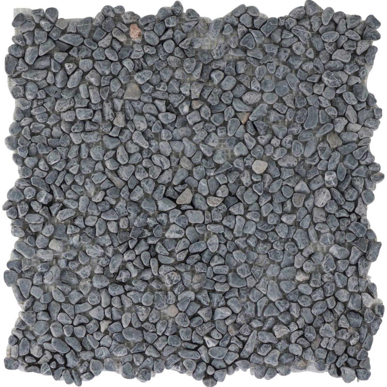 Sonstige Flusskiesel Black Matt 30,5 cm + 30,5 cm