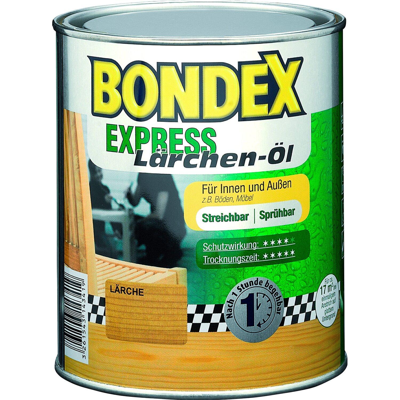 Bondex Express Lärchen-Öl 750 ml