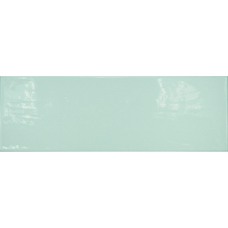 Sonstige Feinsteinzeug Country Blanco Glänzend 13,2 cm x 40 cm