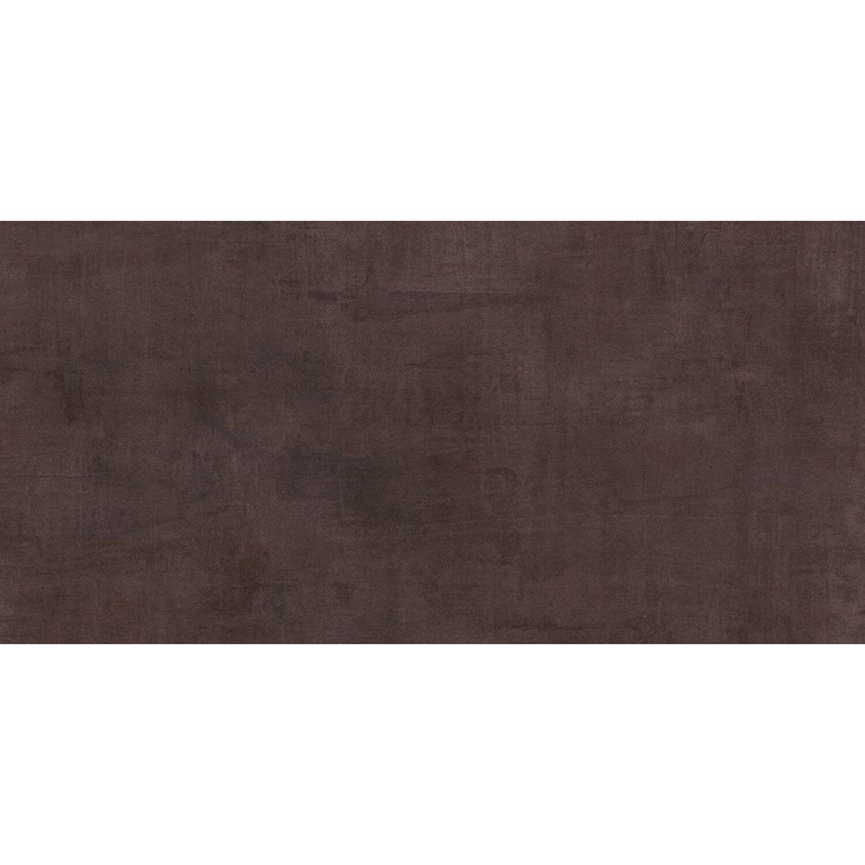 Sonstige Feinsteinzeug Cement Schwarz Matt 45 cm x 90 cm