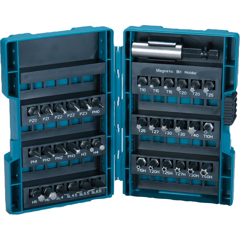 Makita Bit-Set 37-teilig B-28606 | Baumarkt > Werkzeug > Werkzeug-Sets | Makita